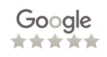 google five star verification icon