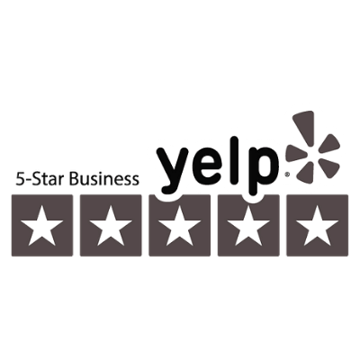 yelp 5 star verification icon